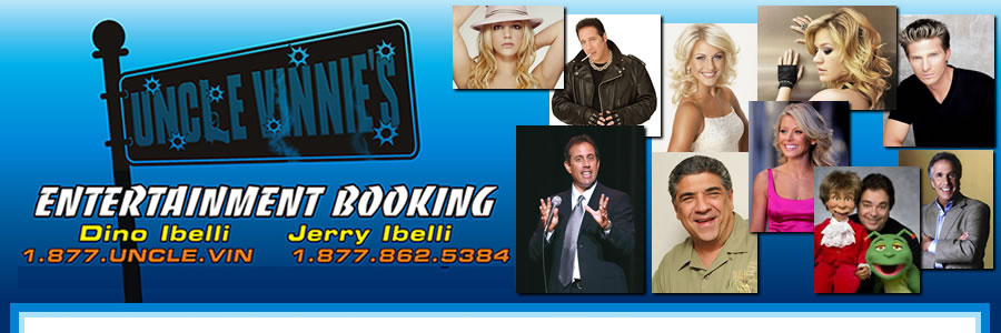 Uncle Vinnies Entertainment Booking